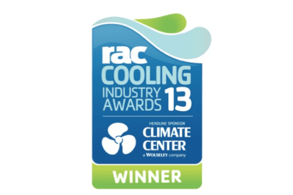 IsoCool wins coveted RAC Industrial & Commercial Project of the Year award!