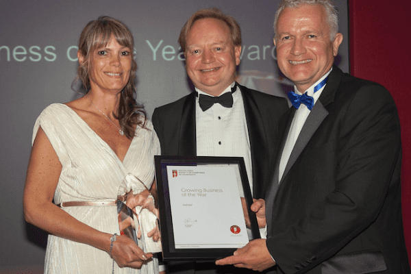 Process cooling firm honoured with financial industry award