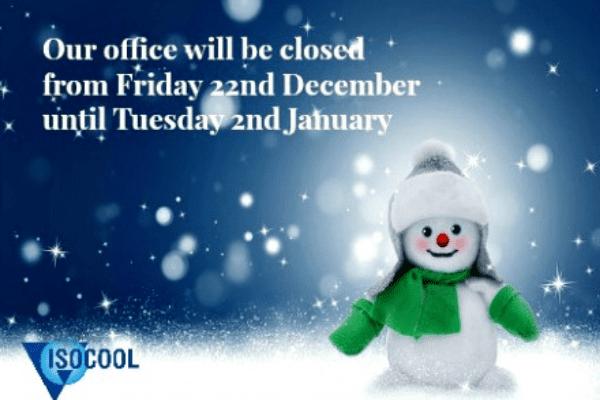 IsoCool Wish Everyone a Happy Christmas
