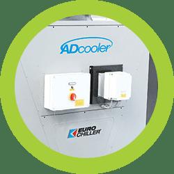 Adiabatic coolers